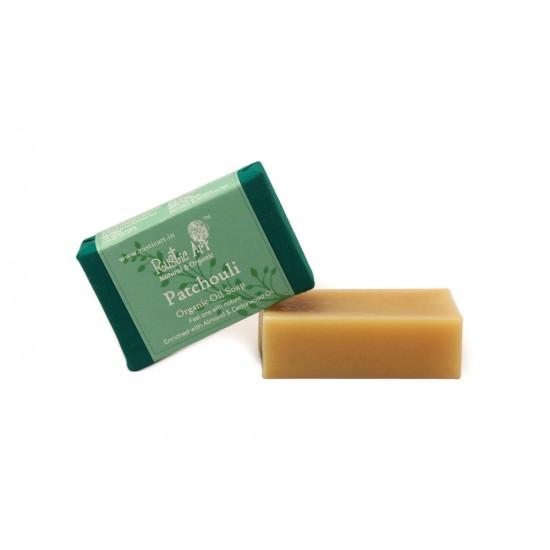 Organic Patchouli Soap 100 gms (Vegan)