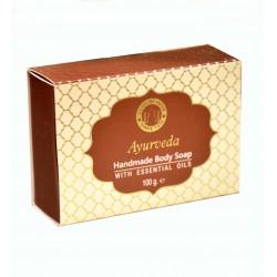 Ayurveda Luxurious Veda Handmade Glycerin Soap wit