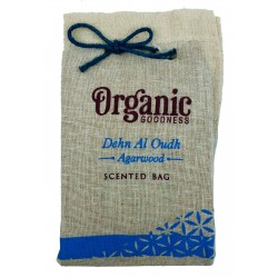 Dehn Al Oudh Agarwood Organic Goodness Cotton Scen