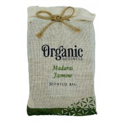 Madurai Jasmine Organic Goodness Cotton Scented Ba