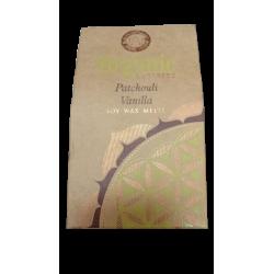 Patchouli Vanilla Organic Goodness Wax Melt with 9