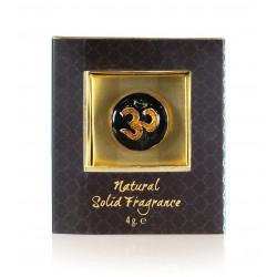 Patchouli Noir Luxurious Veda Solid Perfume in Bra