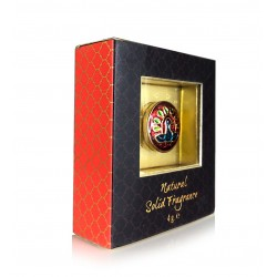 Indian Summer Luxurious Veda Solid Perfume in Bras