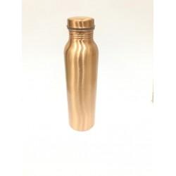 Copper Bottles Plain 1Ltr
