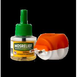 Herbal Mosquito Vaporizer 40 ml with Vaporizer Mac