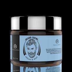 Beard Creme Argan and Mint 50 gms