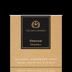 Handmade Natural Charcoal Soap 125 gms
