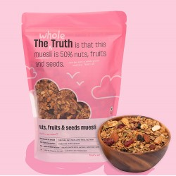 Nuts, Fruits and Seeds Muesli 350 gms