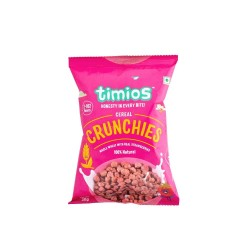 Cereal Crunchies Pouch 30 gms