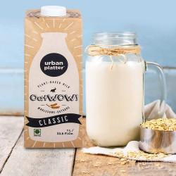 OatWOW Classic Oat Milk 1 Litre