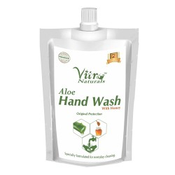 Aloe Hand Wash with Honey 250 ml (Pouch)