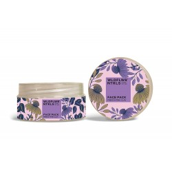 French Pink Clay Face Pack for Sensitive Skin80 g