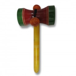 Wooden Damroo Rattle Toy for New Born Kids