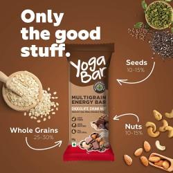 Chocolate Chunk Nuts Energy Bars 38 gms