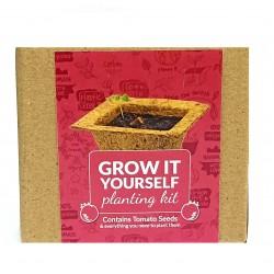 Grow It Yourself Planting Kit Tomato Seeds