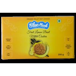 Fruit Lemon Basil Millet Cookies 200 gms
