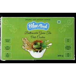 Butterscotch Green Tea Oats Cookies 200 gms