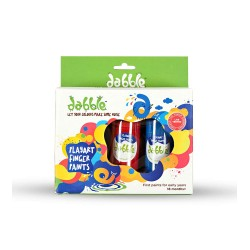 Baby's First Non Toxic Child Safe Finger Paints (F