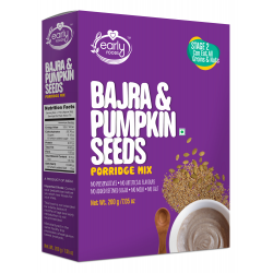 Bajra and Pumpkin Seeds Porridge Mix 200 gms (Glut