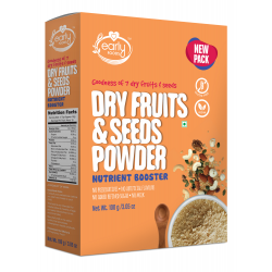 Dry Fruit and Seeds Powder 100 gms (Gluten-Free, V