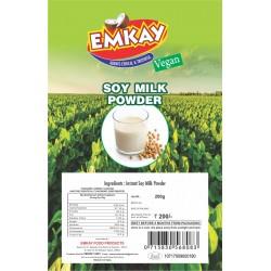 Soy Milk Powder 200 gms (Gluten-Free, Vegan)