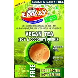 Vegan Tea Soy and Coconut Premix (Sugar Free) 200