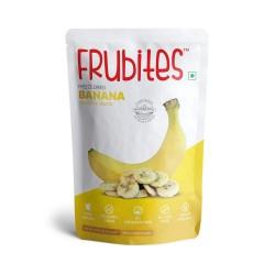 Freeze Dried Banana 20 gms (Gluten-Free)