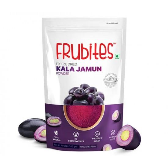 Freeze Dried Kala Jamun Powder 200 gms (Gluten-Free, Vegan)