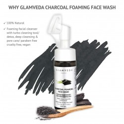 Charcoal Detox with Turbo Tool Brush Foaming Face