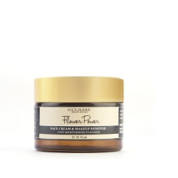 Organic Flower Power Face Cream and Make Up Remove