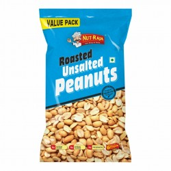 Roasted Unsalted Peanuts 320 gms
