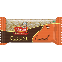 Coconut Crush Chikki 30 gms