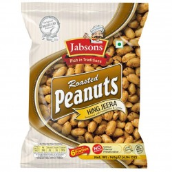 Roasted Peanuts Hing Jeera 140 gms