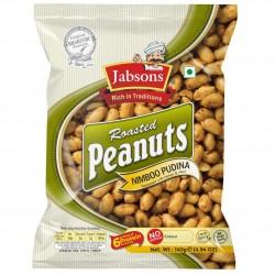 Roasted Peanuts Nimboo Pudina 140 gms