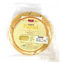 Organic Urad Papad 200 gms