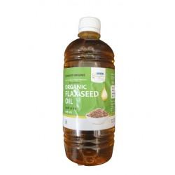 Organic Flax Seed (Alsi) Oil 500 ml