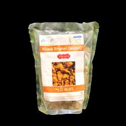 Organic Khadi Shakkar (Mishri) 500 gms
