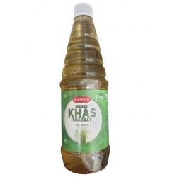 Organic Khas Sharbat 900 ml