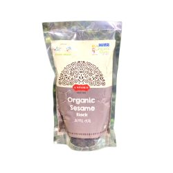 Organic Black Sesame (Kala Til) 200 gms