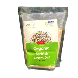 Organic Turkish Gram Split (Muth Dal, Muth Mogar)