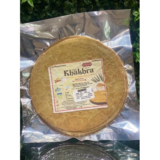 Organic Immunity Booster Khakhra 200 gms (Gluten-Free)