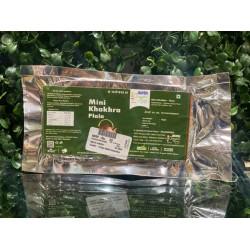 Organic Mini Khakhra Plain 45 gms