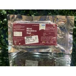 Organic Mini Khakhra Ragi 45 gms