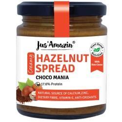Hazelnut Spread Choco Mania Creamy 200 gms (Gluten