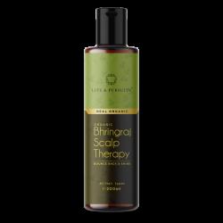 Organic Bhringraj Scalp Therapy Hair Oil 200 ml