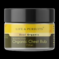Organic Chest Rub Balm 25 gms