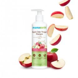 Apple Cider Vinegar Shampoo with Organic Apple Cid