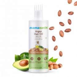 Argan Hair Oil with Argan Oil and Avocado Oil for