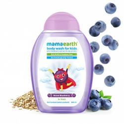 Blueberry Body Wash For Kids 300 ml