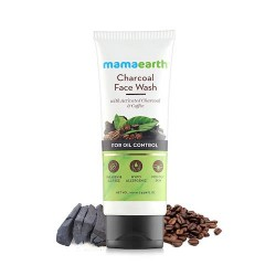 Charcoal Face Wash for Oil Control and Pollution Defence 100 ml